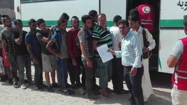 الإفراج عن 80  تونسيا من  السجون الليبية