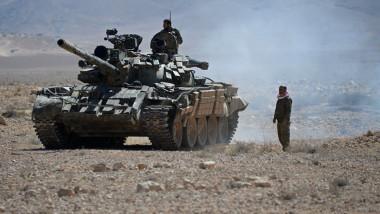 الجيش السوري يتقدّم في الرقّة على حساب تنظيم «داعش»