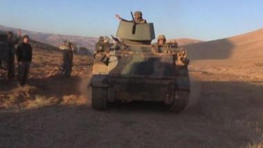 الجيش اللبناني يعيد  تمركز قواته في الجرود