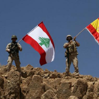 الجيش اللبناني يحرز تقدما في معركته ضد تنظيم داعش  في شرق لبنان