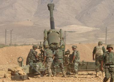 قيادة الجيش اللبناني تطلق عملية «فجر الجرود» لطرد «داعش» من رأس بعلبك والقاع