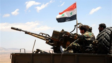 الجيش يطوق جيبا لـ»داعش» في وسط سوريا