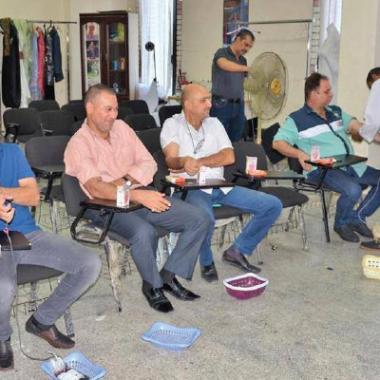 الدار العراقية للأزياء تنظّم حملة التبرع بالدم