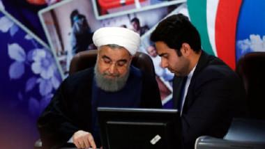 «100 وفد أجنبي» في مراسم تأدية روحاني  اليمين لدورة رئاسية ثانية