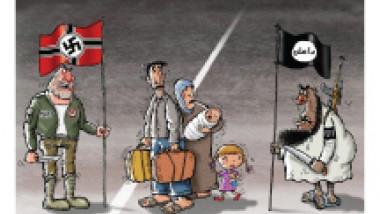 العراق يحصد الجائزة الأولى في مهرجان المكسيك الثالث للكاريكاتير