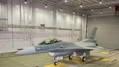 القوة الجوية تعلن انتهاء تصنيع آخر F16 عراقية