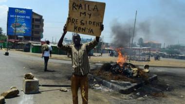 المعارضة الكينية تتعهد بإلغاء «الانتخابات الزائفة»