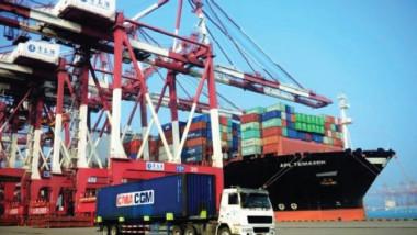 تباطؤ نمو الصادارات والواردات الصينية في تموز