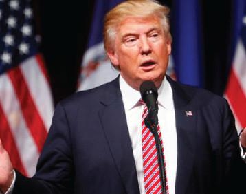 ترامب: حققنا انتصارات هائلة على داعش في العراق وسوريا لم نستطع تحقيقها لسنوات