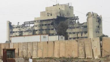 نسبة الدمار في بعض مستشفيات الموصل تصل الى 100 %