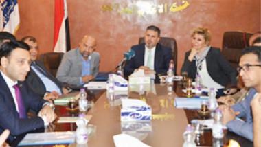 اللجنة العليا لمبادرة دعم الدراما العراقية تعقد اجتماعاً مثمراً مع شركات الهاتف النقال
