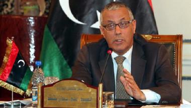 اختطاف رئيس الوزراء الليبي السابق  علي زيدان من أحد فنادق طرابلس