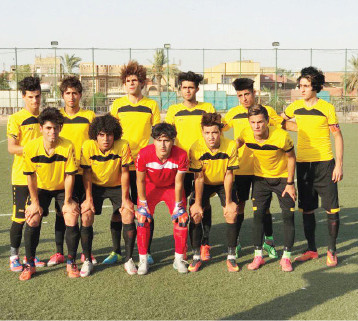 شباب الصناعات الكهربائية يتوّجون بكأس الجمهورية بكرة القدم