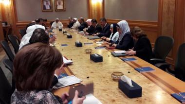 صندوق إعمار العراق يناقش الاستعدادات لمؤتمر المانحين في الكويت