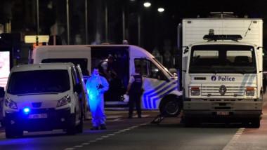 طعن جندي في اعتداء «إرهابي» في بروكسل ومقتل المهاجم