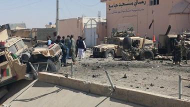 عشرات القتلى والجرحى في انفجار سيارة مفخخة جنوبي أفغانستان