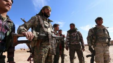 قوّات سوريا الديموقراطية تسيطر على حي في جنوب الرقّة