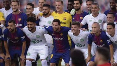 برشلونة يساند تشابيكوينسي ويهزمه في كأس خوان غامبر
