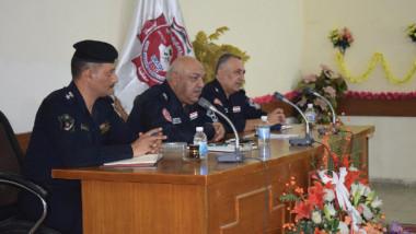 الهيئة العامة لنادي الدفاع  المدني تصادق على النظام الداخلي
