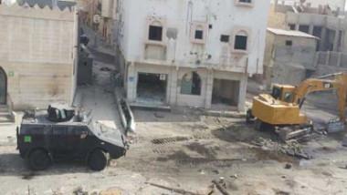 مئات يفرون من بلدة سعودية وسط اشتباكات بين قوات الأمن ومسلحين
