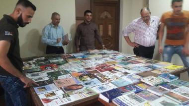 معارض ونشاطات متعددة تهدف الى تشجيع القراءة في بابل وصلاح الدين