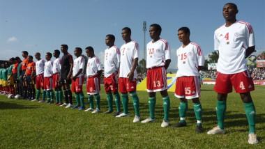 الأسود يلاعبون مدغشقر في البصرة