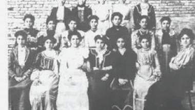 نساء بغداد يشكلن جمعية مكافحة المسكرات سنة ١٩٣٧