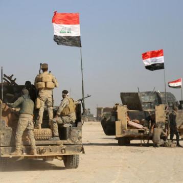 وصول تعزيزات كبيرة إلى تلعفر تمهيداً لتحرير القضاء من زمر داعش