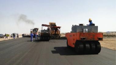 أمانة بغداد تنشئ ممرات بديلة لسير المركبات على طريق المرور السريع