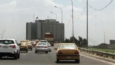 إغلاق جزء من الوزيرية من طريق «محمد القاسم» السريع خشية انهياره