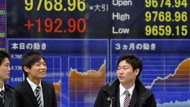 ارتفاع مؤشر السوق الياباني