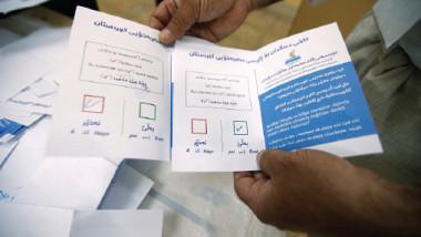 أميركا: الاستفتاء سيزيد من حالة عدم الاستقرار والمشاق لإقليم كردستان وشعبه