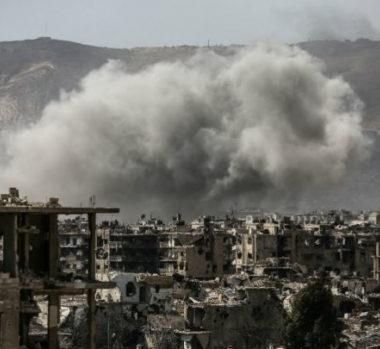 اشتباكات عنيفة وغارات في منطقة خفض توتر في سوريا