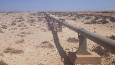 العراق يطلب من السعودية إعادة تفعيل الأنبوب النفطي المشترك
