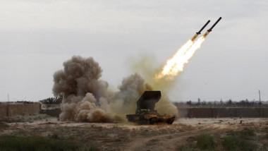 السعودية تعترض صاروخا بالستيا اطلقه الحوثيون