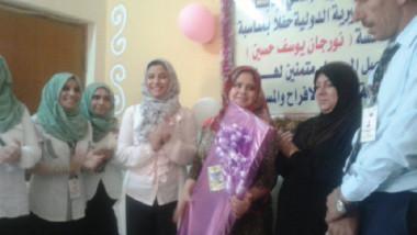 المثابرة الكردية العراقية «نورجان حسين» تعود إلى ديارها