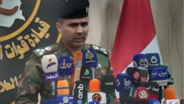 العميد معن يعلن انخفاض معدلات الجريمة وأعمال الخطف في بغداد
