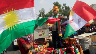 الكرد في أميركا والصين يبدأون بالتصويت على الاستفتاء