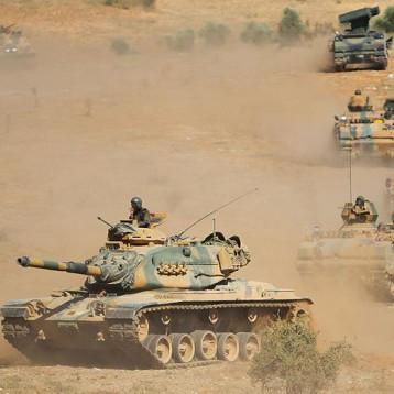 انطلاق مناورات تركية قرب الحدود مع العراق