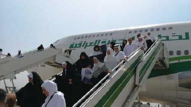 بعثة الحج تعلن زيادة عدد الرحلات الجوية إلى 10 يومياً