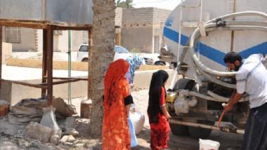 شحة المياه تزيد من متاعب المواطنين في بغداد