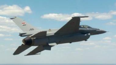 تحطم طائرة F16 عراقية ومقتل قائدها في الولايات المتحدة
