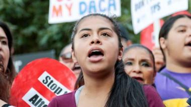 ترامب «يلغي» برنامج العفو  عن شباب المهاجرين