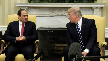 ترامب يلتقي السيسي وأمير قطر على هامش الجمعية العامة للأمم المتحدة