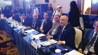 العراق نائب رئيس الجمعية العمومية لمنظمة السياحة العالمية