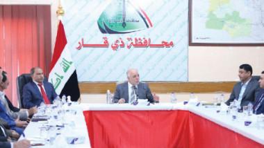 العبادي يؤكد ثقة العالم بالاقتصاد العراقي بعد التغلب على الأزمة المالية