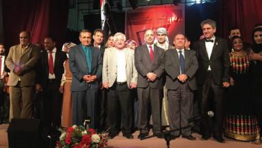 الفنون الموسيقية تحتفل بمهرجان الأنشودة الوطنية