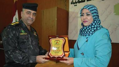 نبراس السلامي: منظمة اللقاء تحضّر لتنظيم مهرجان تحرير قضاء تلعفر