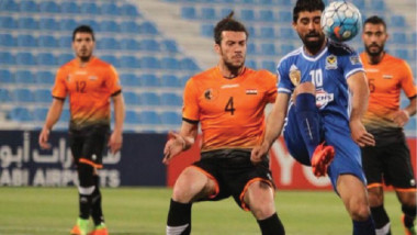 أمجد راضي يقود الجوية لبلوغ نهائي كأس الاتحاد الآسيوي