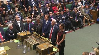 مجلس النوّاب البريطاني يصوِّت لصالح قانون خروج البلاد من الاتحاد الأوروبي